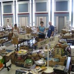 2015 Book Sale Sorting - Amy:Brother